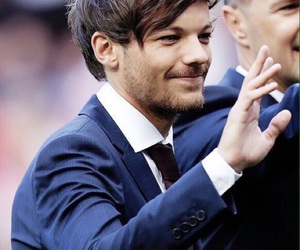 louis tomlinson, one direction, and soccer aid image