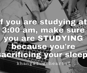 study, quote, and school image