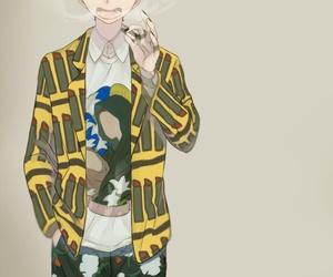 anime boy, art, and beautiful image