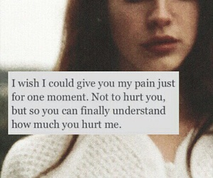 quotes, sad, and lana del rey image