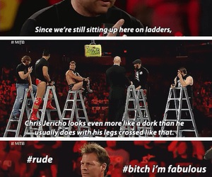 funny, raw, and wwe image