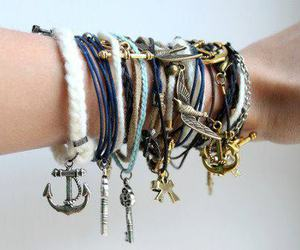 bracelet and anchor image