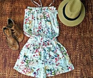 beachwear, clothing, and etsy image