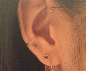conch and piercing image