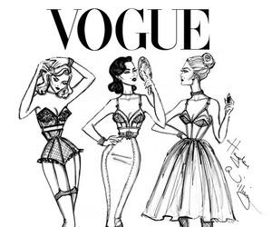 fashion, vogue, and hayden williams image