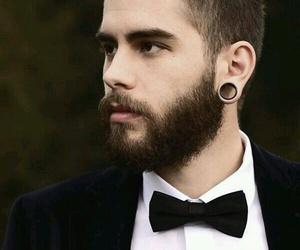beard and boy image