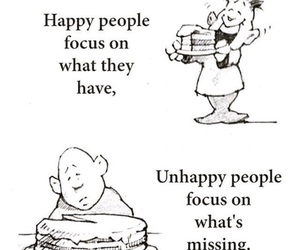 quote, happy, and focus image