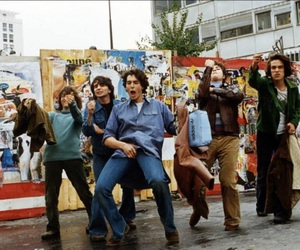 70s, french, and teenager image