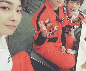boyfriend, dongwoo, and donghyun image