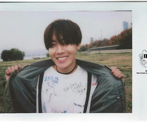 bts, polaroid, and hoseok image