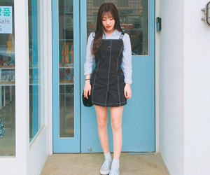 asia, asian girl, and fashion image