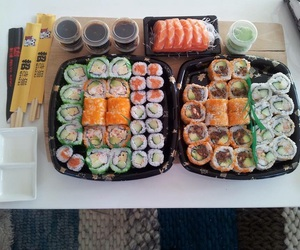 bae, sushi, and mypic image