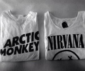 nirvana, arctic monkeys, and band image