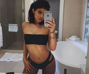 kylie jenner, kylie, and body image