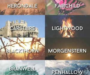 the mortal instruments, herondale, and wallpaper image