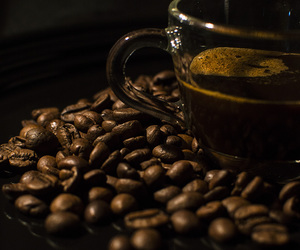 espresso, food, and food photography image