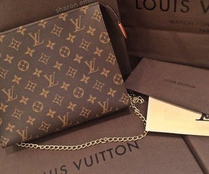 fashion, luxury, and Louis Vuitton image