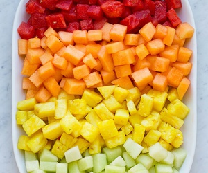 food, fruit, and lips image