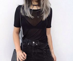 style, fashion, and black image