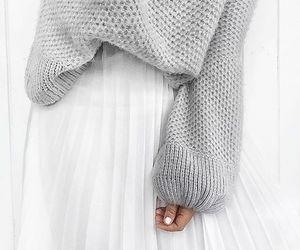 clothing, white, and fashion image