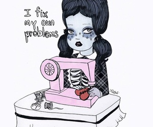 valfre, art, and heart image