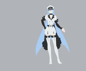 anime, akame ga kill, and esdeath image