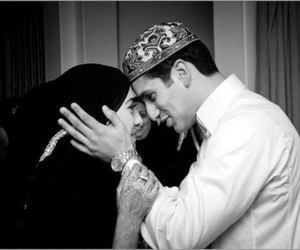 love, muslim, and islam image