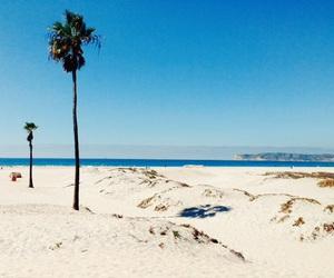 beach, coronado, and california image