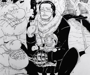 corazon, Law, and usopp image