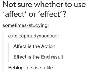 effect, tumblr, and affect image