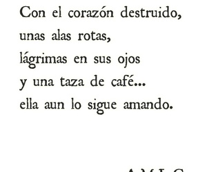 cafe, frases, and alas rotas image