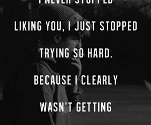 right now, sad, and sad quote image