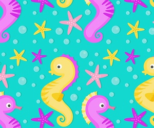 background, cartoon, and pattern image