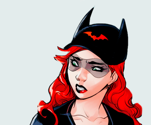 dc comics, kate kane, and batwoman image
