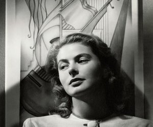 ingrid bergman and classic film heroines image