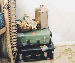 antiques, home style, and stacks image
