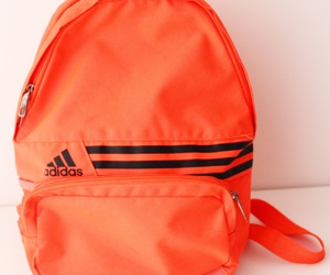 adidas, backpack, and colors image