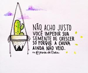 quotes, reflexão, and refletir image