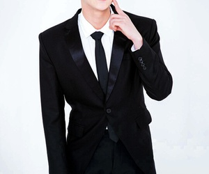 jin, bts, and smile image