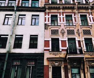 buildings, tumblr, and vogue image
