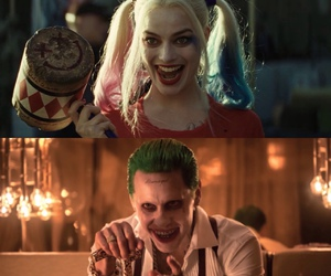 30 seconds to mars, harley quinn, and jared leto image