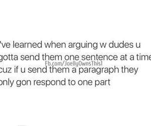 boyfriend, arguing, and boy bestfriend image