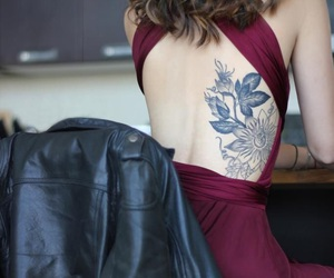 cool, grunge, and Tattoos image