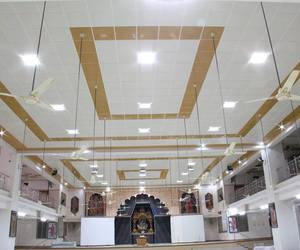 t- grid manufacture, metal false ceiling, and exterior louvres image