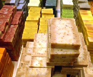 soap, natural soap, and handmade natural soap image
