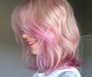 hair pink hipster tumblr image