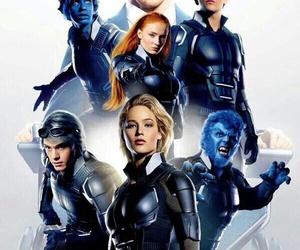 x-men and apocalypse image