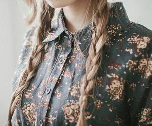 braid and vintage image