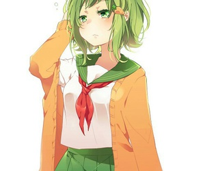 vocaloid, gumi, and cute image