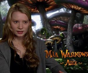 alice in wonderland, beautiful, and disney image